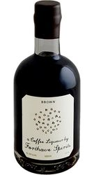 Forthave Brown Coffee Liqueur
