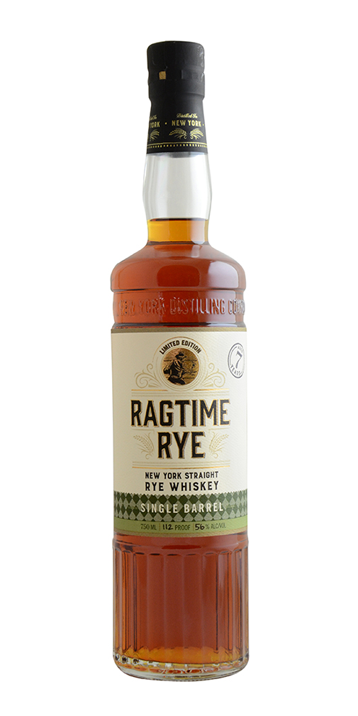 NYDC Ragtime Rye 7yr Astor Single Barrel