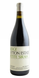 "Ridge Vineyards, ""Lytton Estate"" Petite Sirah"