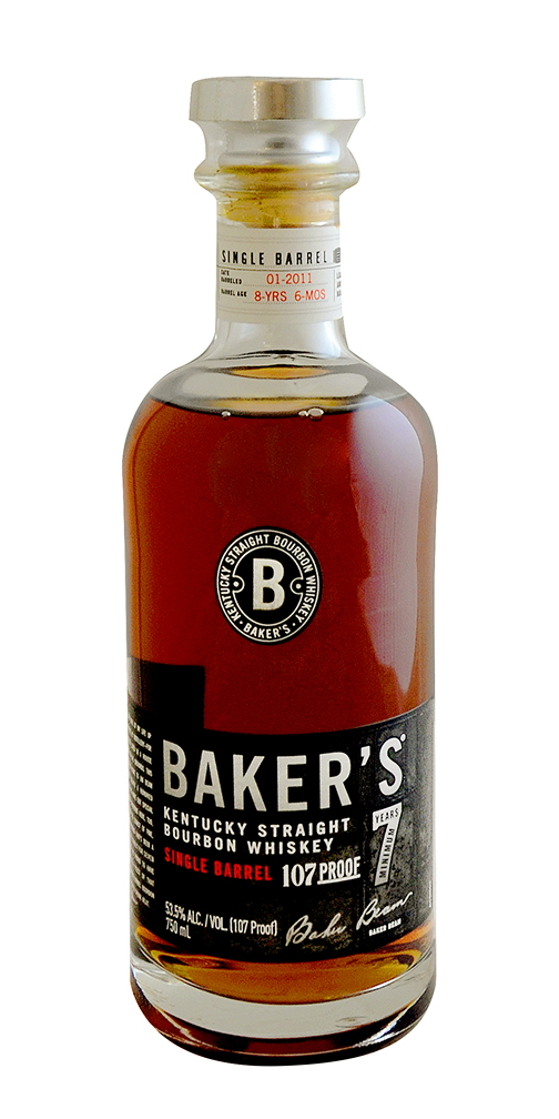 Baker's 7 Single Barrel Bourbon