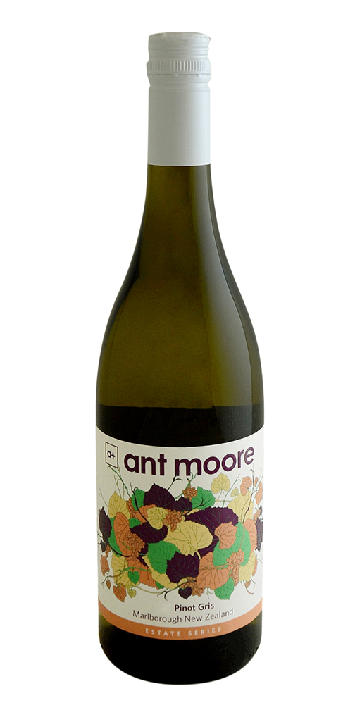 Pinot Gris, Ant Moore