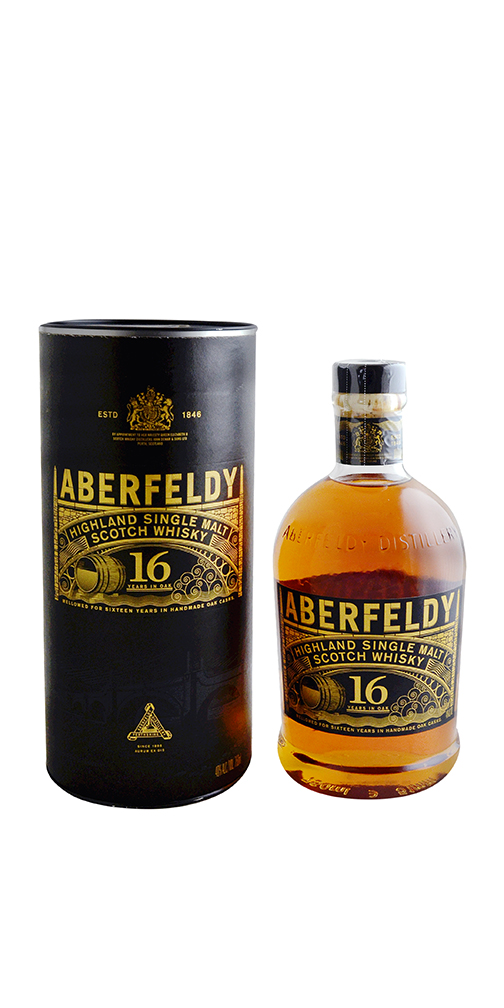 Aberfeldy 16yr Single Malt Scotch Whisky