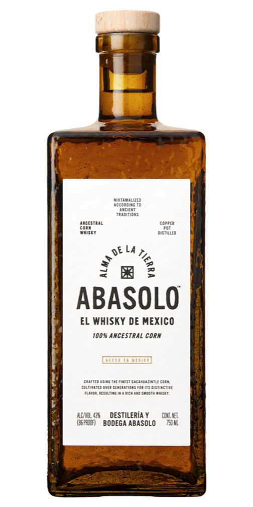 Abasolo Ancestral Corn Mexican Whisky