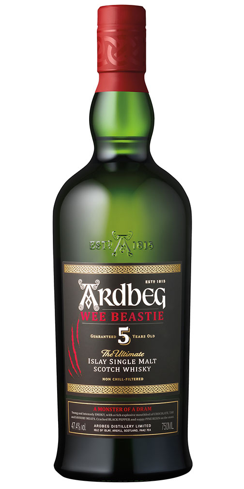 Ardbeg Wee Beastie Islay Single Malt Scotch Whisky