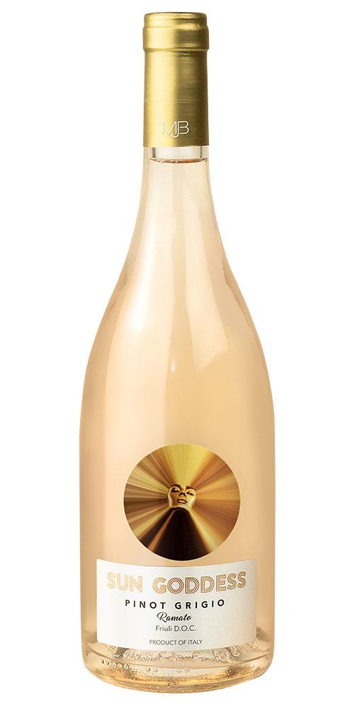 Pinot Grigio Ramato Sun Goddess Astor Wines Spirits