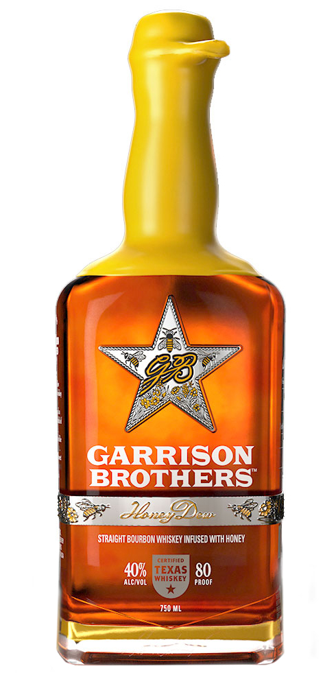 Garrison Brothers Honey Dew Straight Bourbon Whiskey Infused with Honey