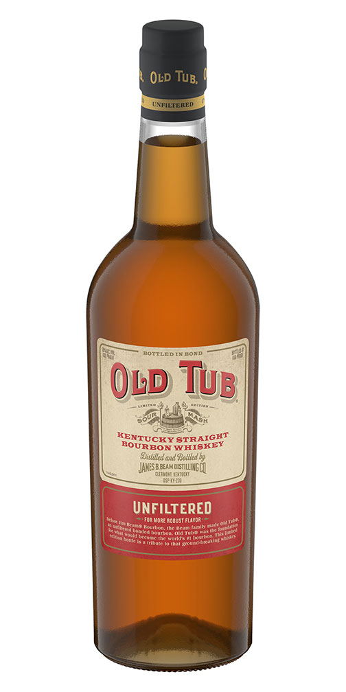 Old Tub Bottled in Bond Kentucky Bourbon