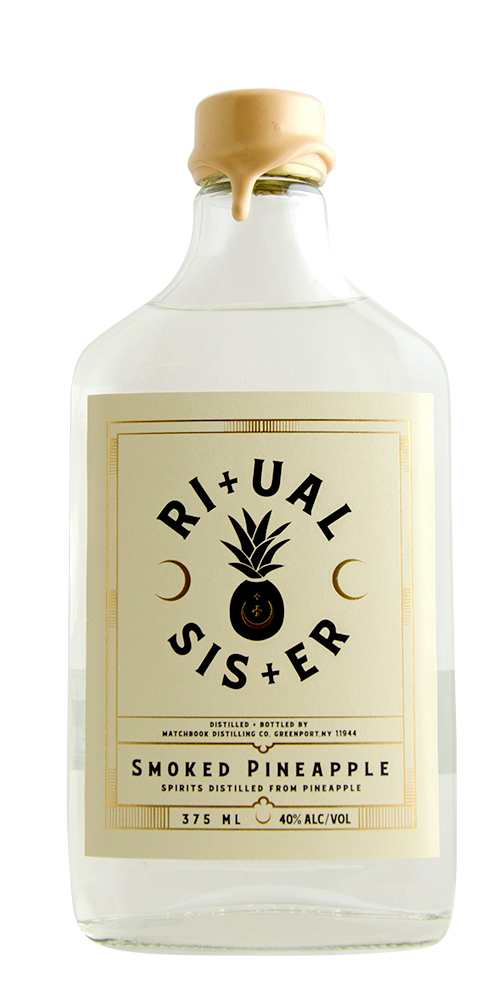 Ritual Sister Smoked Pineapple Spirit By Matchbook Distilling Co.