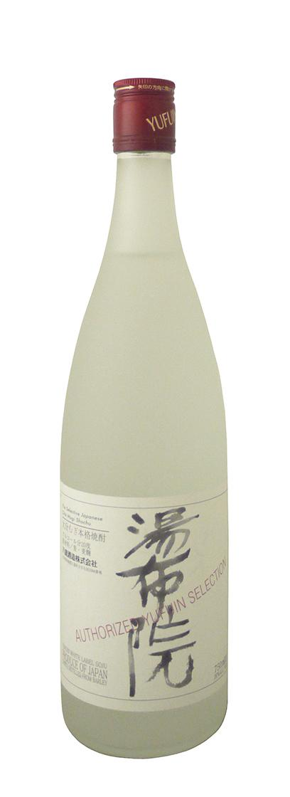 Yufuin White Label Shochu